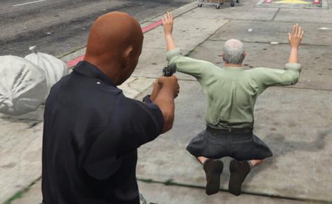 警察 gta5