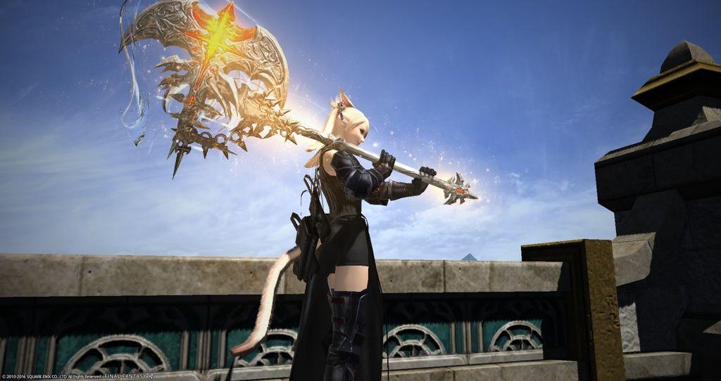 【FF14】メイン戦士ユーザーがガチでオススメするカッコイイ斧武器教えて!【画像あり】:FF14速報