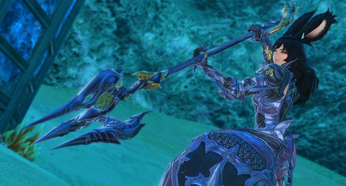 FF14】ピュアDPSにも匹敵する火力!?5 0竜騎士がガチで強すぎる