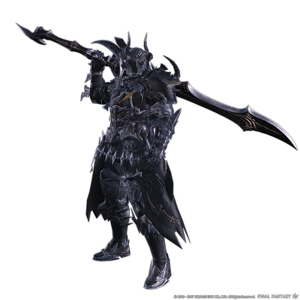 Dark Knight FF 14 armors. - Skyrim Mod Requests - The Nexus Forums