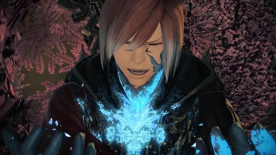 「クリスタルの残光」 2-13 screenshot
