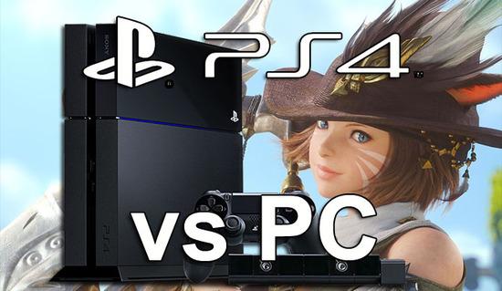 FFXIV_CG_PS4_VS_PC