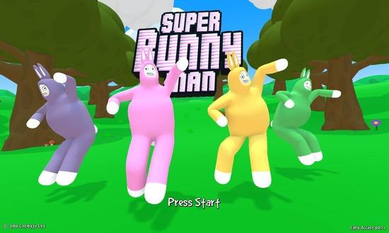 Super-Bunny-Man-T