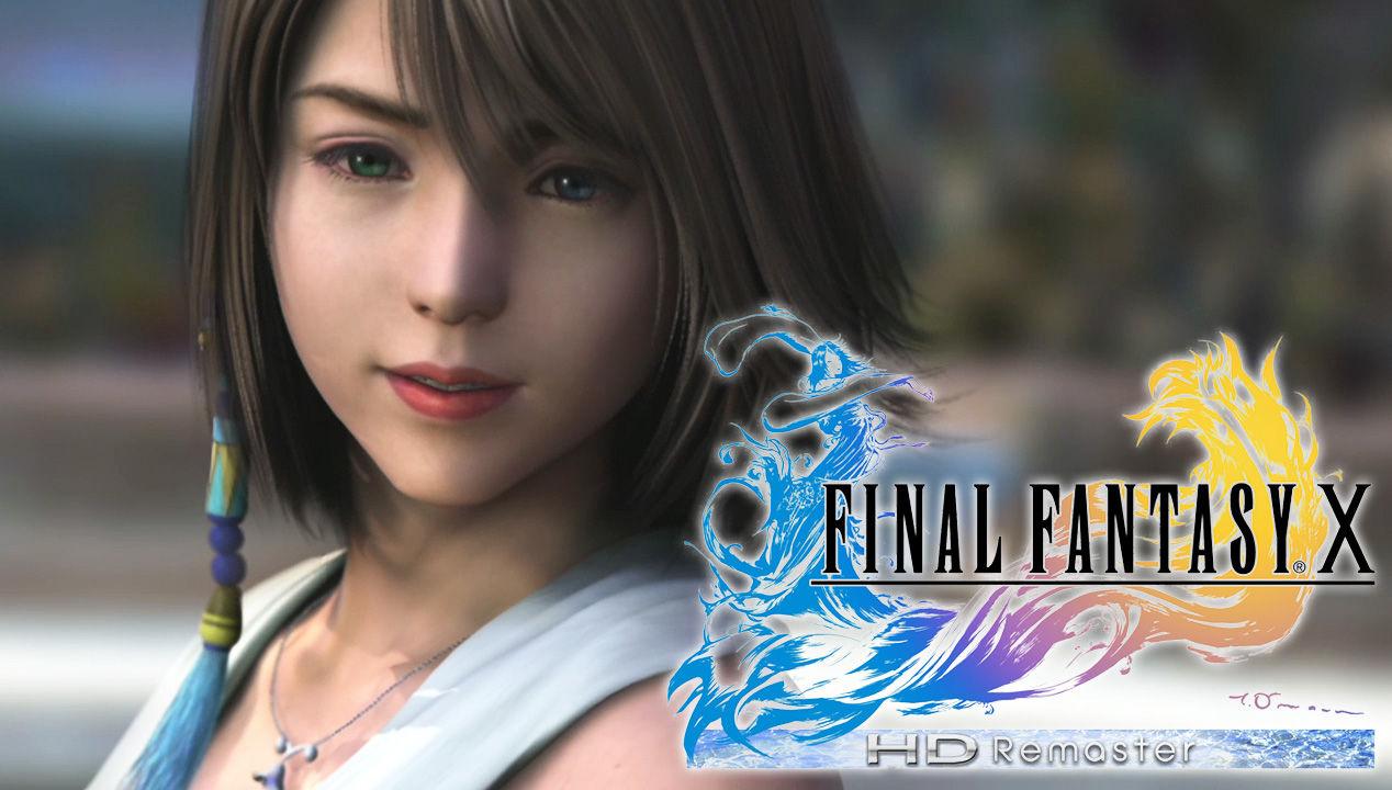 PS2初のファイナルファンタジー10の高画質画像をまとめました。