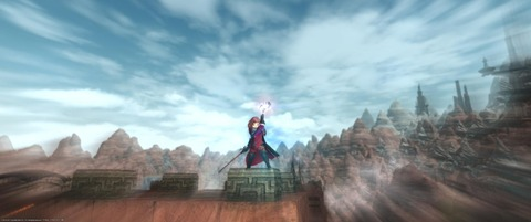 FFXIV_redmage_action