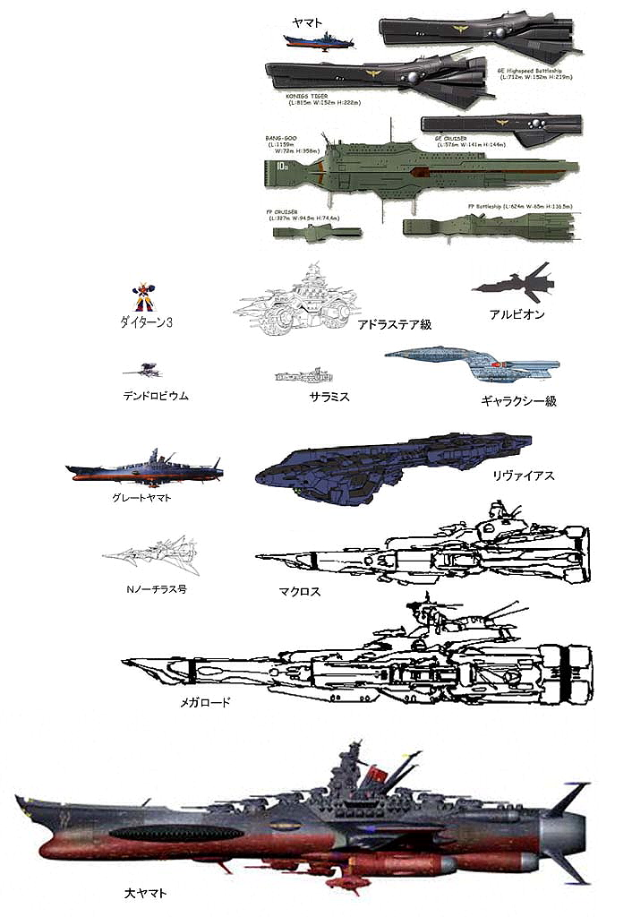 宇宙戦艦ヤマトIII part10 [無断転載禁止]©2ch.net YouTube動画>7本 ->画像>204枚