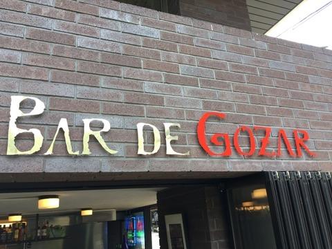 BAR DE GOZAR