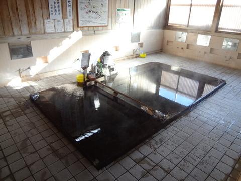 野沢温泉 外湯 中尾の湯