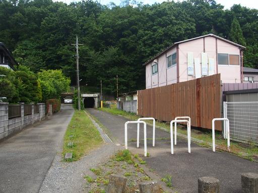20170604・武蔵村山の秘密基地空17・赤坂トンネルへ