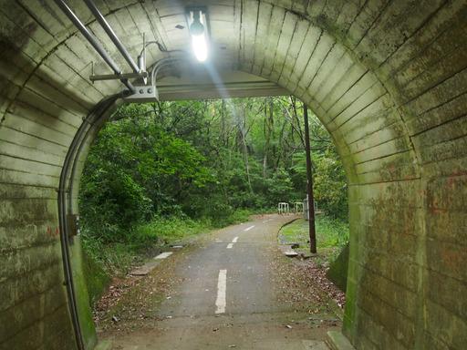 20170604・武蔵村山の秘密基地空18・赤坂トンネル