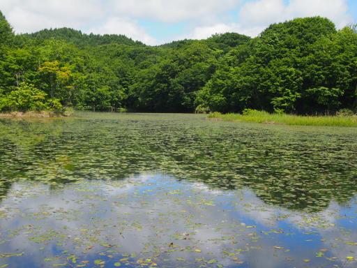 201080617・磐梯旅行記6-06・きれいな空