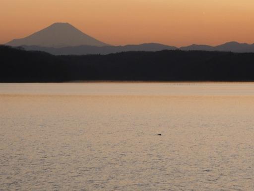 20170204・狭山湖なのだ空23・17時26分