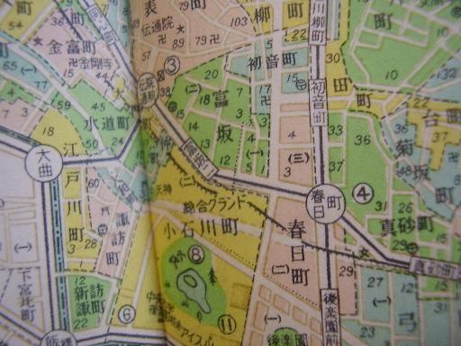 もっと東京ちょいとマップ・小石...