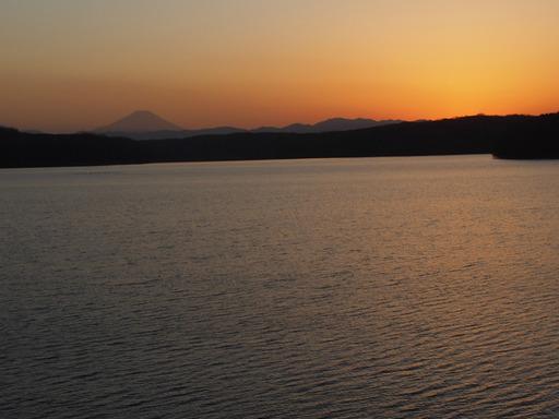 20170204・狭山湖なのだ空17・17時08分