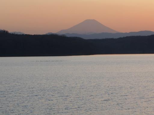 20170204・狭山湖なのだ空18・17時10分