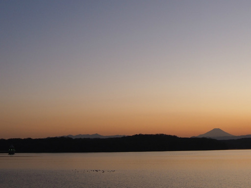 20170204・狭山湖なのだ空24・17時29分空はくすんで