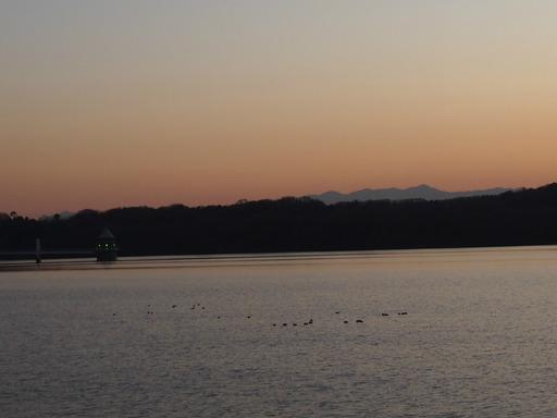 20170204・狭山湖なのだ空22・17時24分