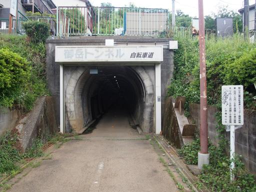 20170604・武蔵村山の秘密基地空14・御岳トンネルへ