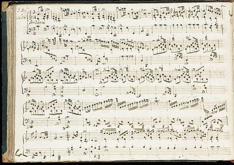 アントニオ・ソレール 知られざるソナタ29曲 (160番~188番) 目録と Midi ファイル
