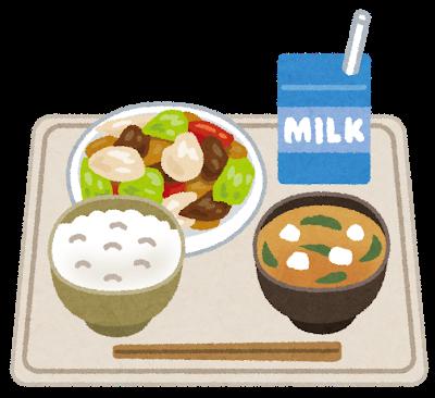 【悲報】緊急事態宣言解除後の学校給食wwwwww w