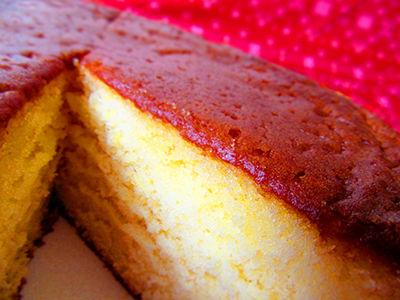 白バラ洋菓子店 EM卵とアカシア蜂蜜のバターカステラ