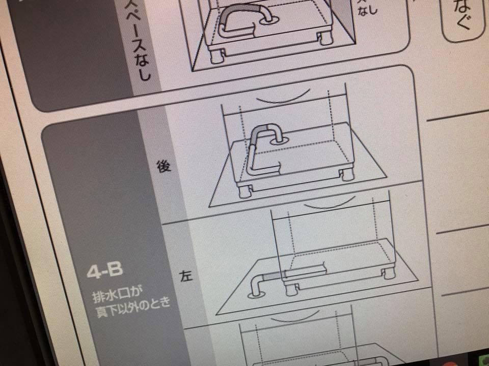 洗濯機の話