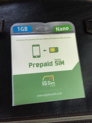 SIMフリーiPhoneをソウルで試した