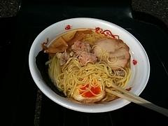 栃木ラーメンフェスタ チーム阿波家の地鶏塩ラーメン