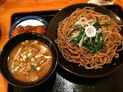 鳴門のつけ麺