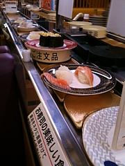はま寿司、噂どおりの脱衣寿司