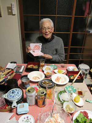 春子さん 88歳