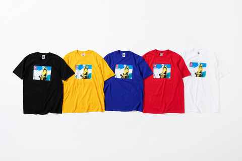 Supreme : The North Face Photo Tee
