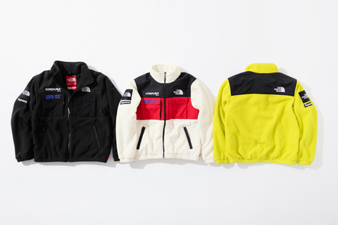 Supreme : The North Face Expedition Fleece Jacket