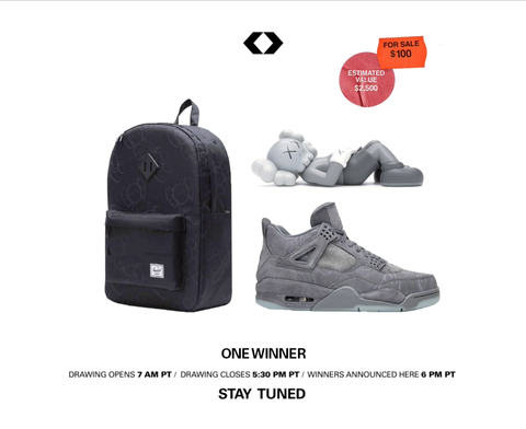 kaws-exclusive-pack