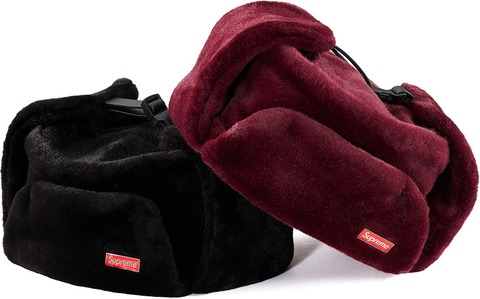 supreme-19aw-19fw-fall-winter-faux-fur-ushanka-hat