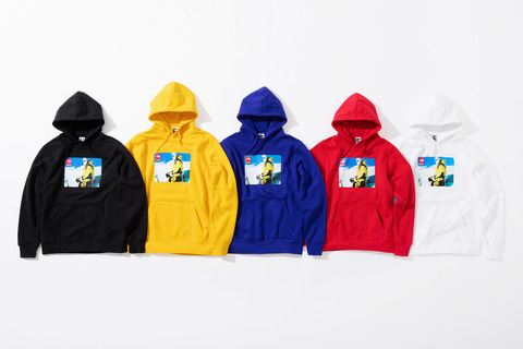 Supreme : The North Face Photo Hooded Sweatshirt