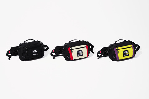 Supreme : The North Face Expedition Waist Bag