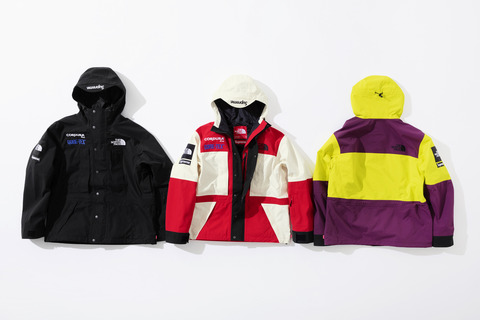 Supreme : The North Face Expedition Jacket