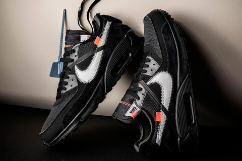 best service 0dc1f 70201 NIKE AIR MAX 90 × OFF WHITE