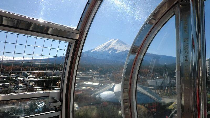 「富士急ハイランド 観覧車」の画像検索結果