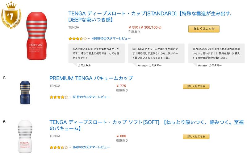 Amazonランキング00002