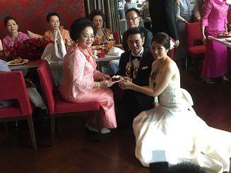 タイ・ピン結婚式 099
