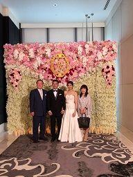 タイ・ピン結婚式 133
