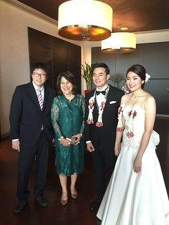 タイ・ピン結婚式 103