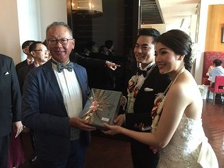 タイ・ピン結婚式 101