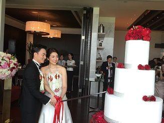 タイ・ピン結婚式 091