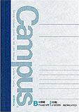 コクヨのキャンパスノート(A6判)