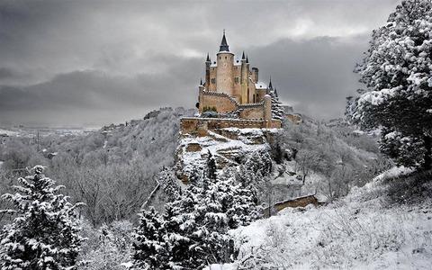 セゴビア城  スペイン87a78e6b