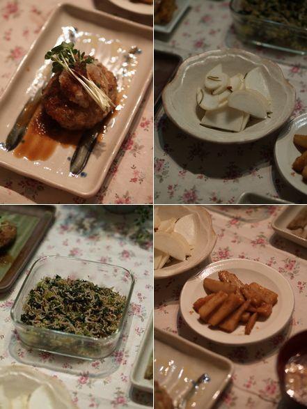 母ちゃんちの晩御飯とどたばた日記
