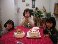 2つのケーキ